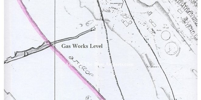 Craig-yr-Aral Level & The Gas Works Level