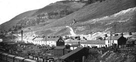 Llandavel Colliery Cwm Valley