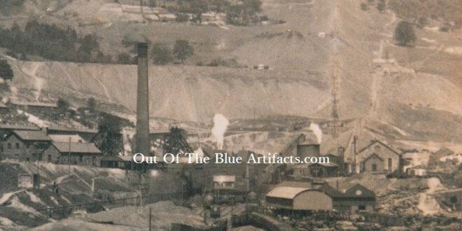 Cwmtillery Colliery Aerial Ropeway – Original Tip