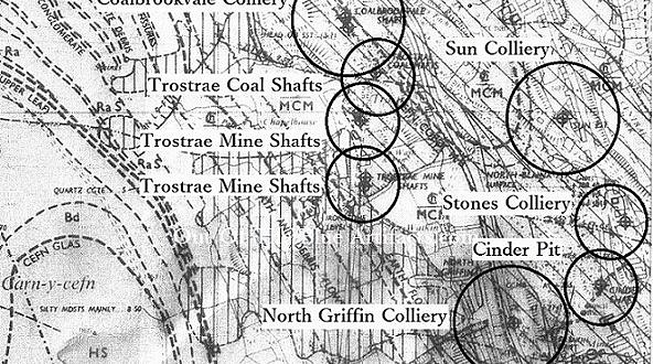 North Blaina Collieries
