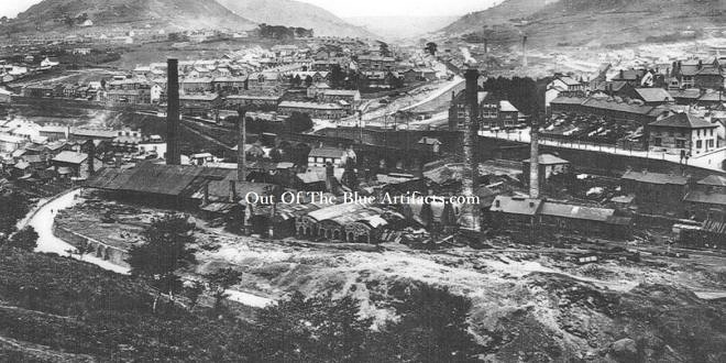 Abertillery Tin Works & Foundry