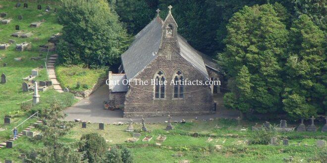 St Pauls Church Cwmtillery