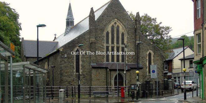 St Michaels Church – Abertillery