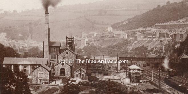 Llanhilleth Colliery No1 Pit
