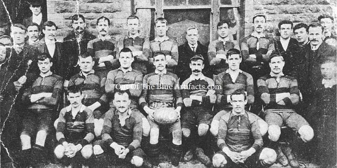 Abertillery Rugby Football Club – The Early Years