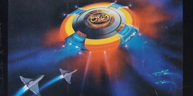 Electric Light Orchestra – The Big Night Tour Programme USA 1978