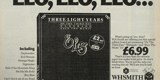 ELO LIGHT YEARS – BOX SET