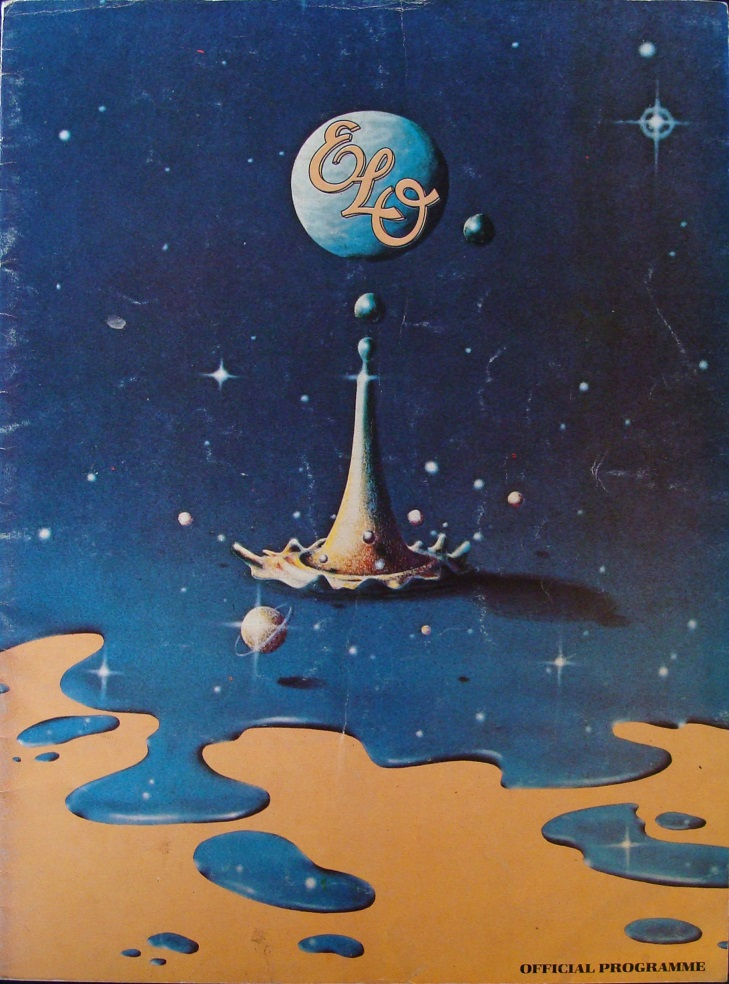 Electric Light Orchestra – Time Tour UK 1981 | Out Of The Blue ...