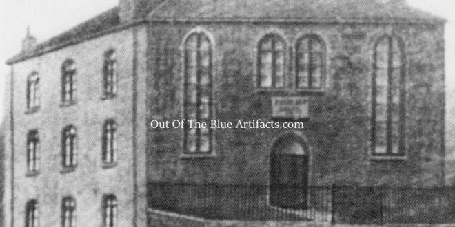 The Ebenezer Church & Lecture Hall – Abertillery