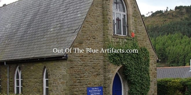 St Mary's Roman Catholic Church – Abertillery