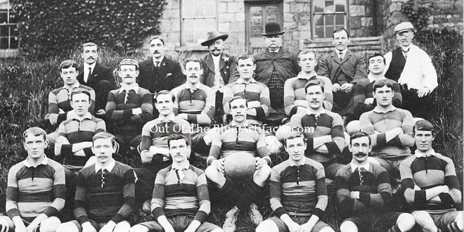 Abertillery Rugby Football Team 1905-1906 Season