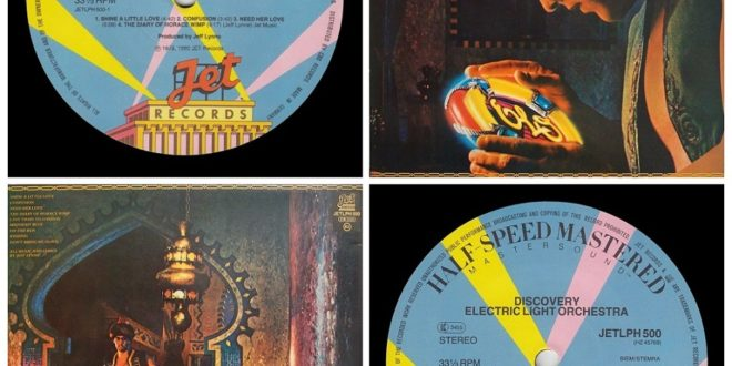 DISCOVERY…….GERMANY (JET – HALF SPEED MASTER PRESSING)