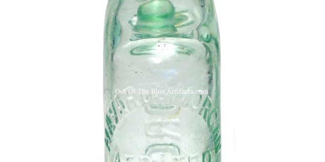 Havard and Morgan – Aerated Mineral Water Manufacturers Nantyglo – Glass Bottle