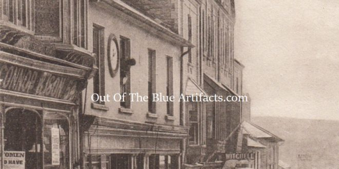 H. Connop & Son Stores – Beaufort Street, Brynmawr