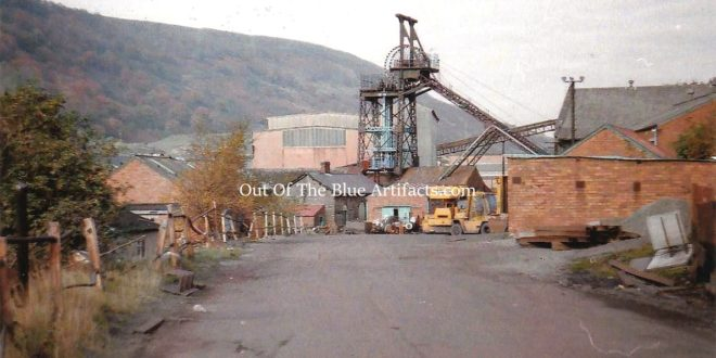 Roseheyworth Colliery