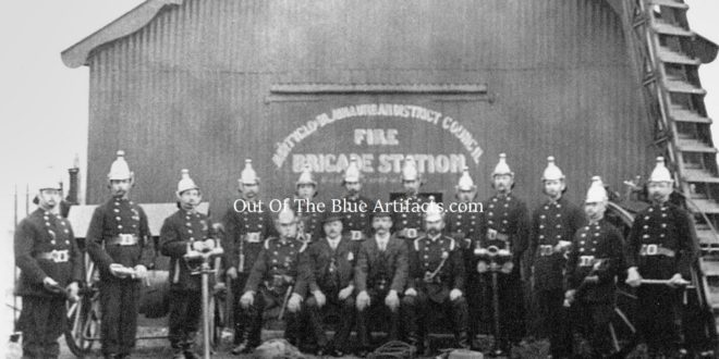 The Nantyglo and Blaina Fire Brigade – Formation and Early History