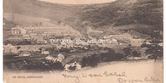 Six Bells Village – Circa 1903