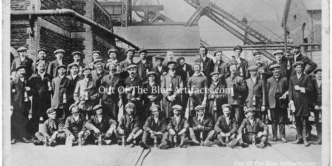 The Salvation Army Congress Band of London – At Six Bells Colliery 1911