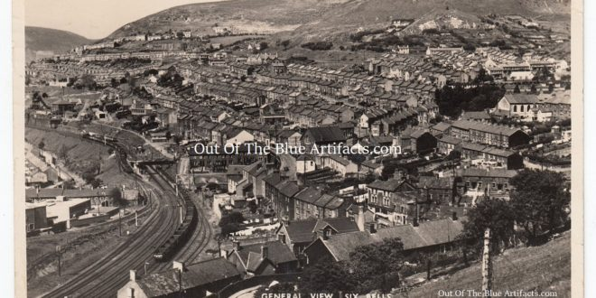 Six Bells Village – Circa 1960