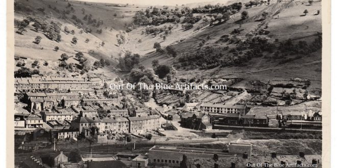 Six Bells Village – Circa 1964