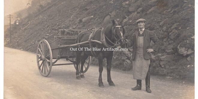 Mr William Adams – Grocer of Somerset Street, Abertillery