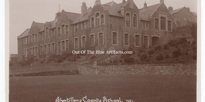 The Abertillery Intermediate School New Extensions 1911