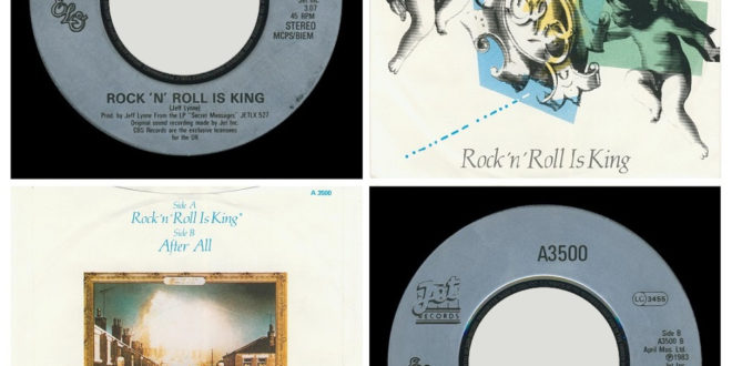 ROCK N ROLL IS KING/AFTER ALL…….UNITED KINGDOM
