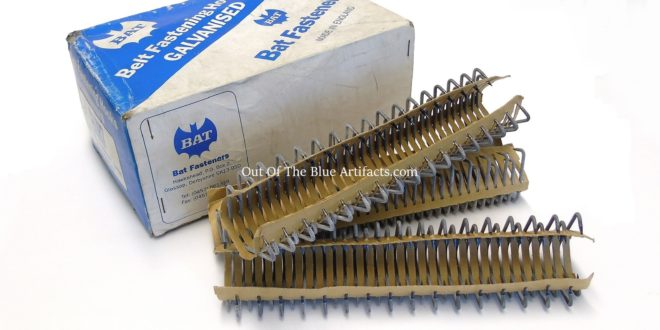 A Box of Conveyor Belt Clips