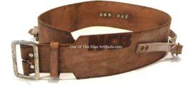 N.C.B Leather Belt