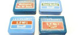 J. & H. Wilson's Snuff