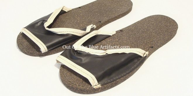 Miners Baths Slippers