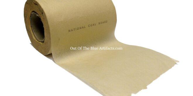 N.C.B. Toilet Roll