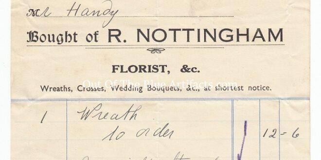 Messrs R. Nottingham – Zion Cottage, Cwmtillery