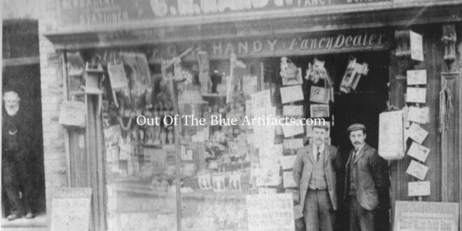 Mr G. H. Handy – Tobacconist and Newsagent