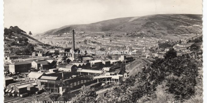 Arrael Griffin Colliery, Six Bells – A History 1891-1988