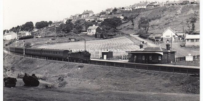 Nantyglo Railway Station