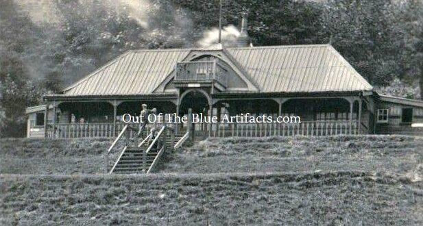 The Abertillery Park Pavilion