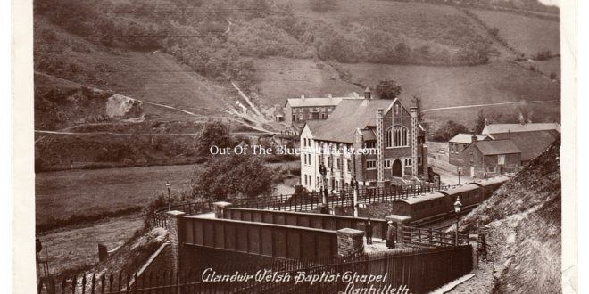 The Glandwr Baptist Chapel – Aberbeeg