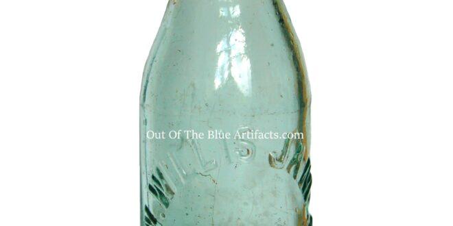 Mr William Willis James – Glass Bottle Crumlin