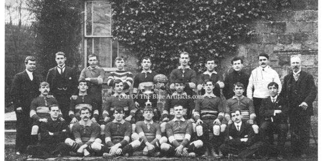Abertillery Junior Rugby Football Teams – An Early History