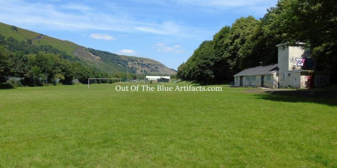 The Abertillery County School Grounds – Roseheyworth Road