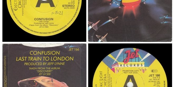 CONFUSION/LAST TRAIN TO LONDON…….UNITED KINGDOM (PROMO)