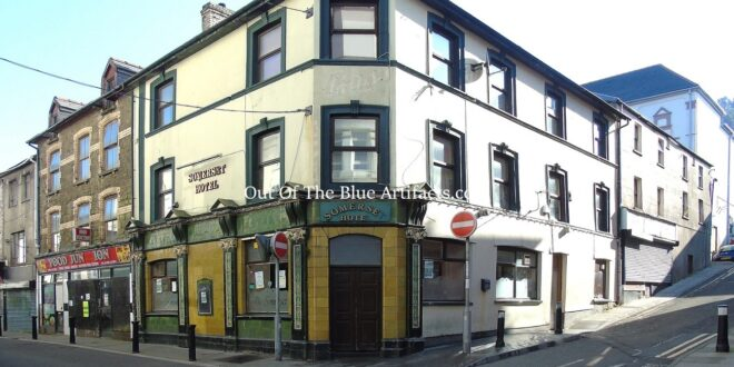The Somerset Hotel – Abertillery