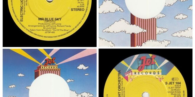 MR BLUE SKY/ONE SUMMER DREAM…….UNITED KINGDOM (RE-ISSUE)