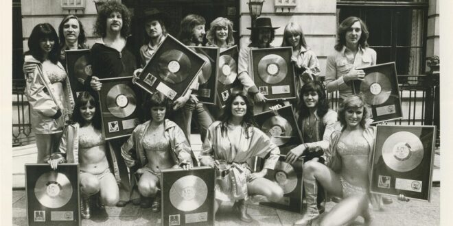 The Electric Light Orchestra 1976