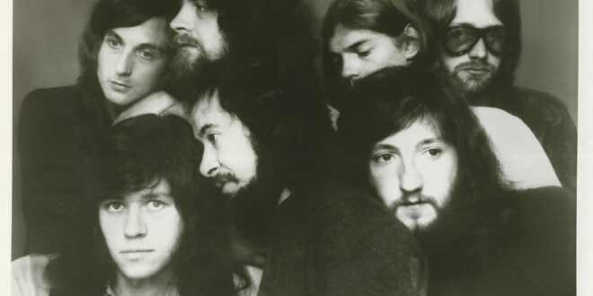 The Electric Light Orchestra 1974