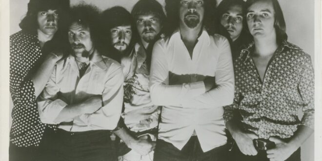 The Electric Light Orchestra 1975