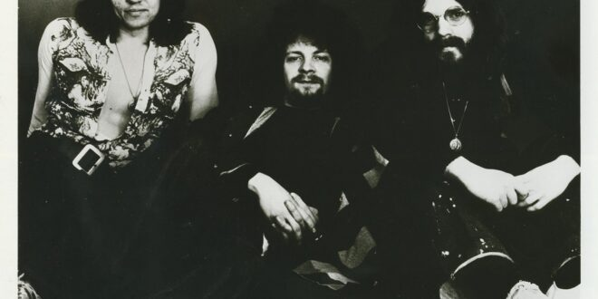 The Electric Light Orchestra 1972