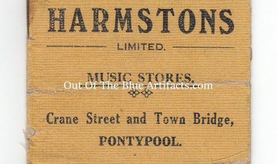 Harmstons Music Stores – Hire Instalment Book