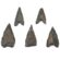 Neolithic Algerian Points